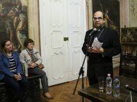 Püspökünk Sárváron járt