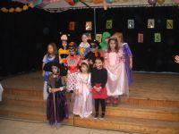 Farsangi karnevál a sárvári katolikus iskolában