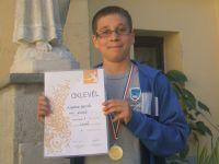 Diákolimpiai győzelem