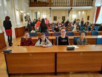 Technika, életvitel és gyakorlat tantárgyi dunántúli verseny Vas megyei fordulója