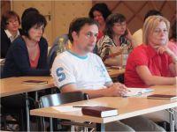 Pedagógusok nyári lelkigyakorlata Szombathelyen
