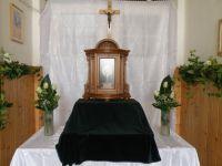 Szent Márton ereklyéje Sárváron