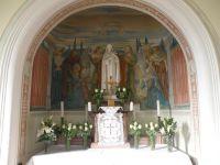 Zarándoklat a kertvárosi kápolnához